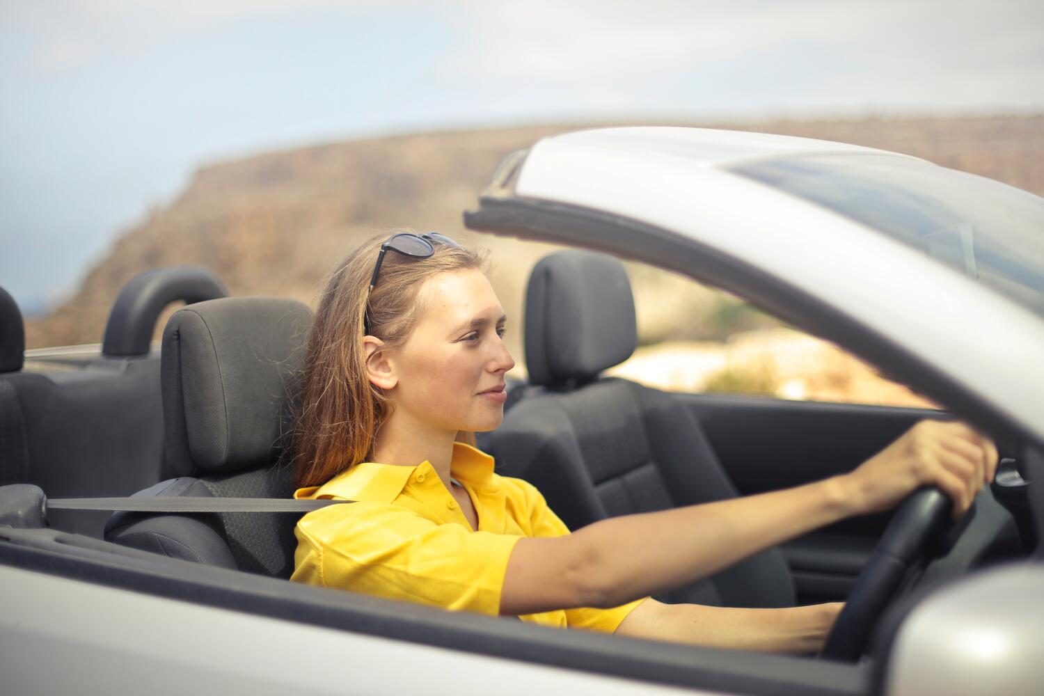 Female drivers on vision issues – what can we learn?